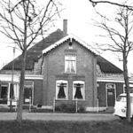 Stolpboerderij van het afgeleide Noord-Hollandse type