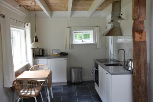Eetafel en keuken