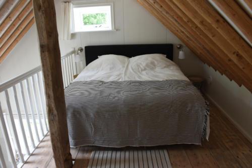 Twee persoons Queensize bed